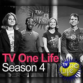 TVOL Season 4: 2 Episode Disc